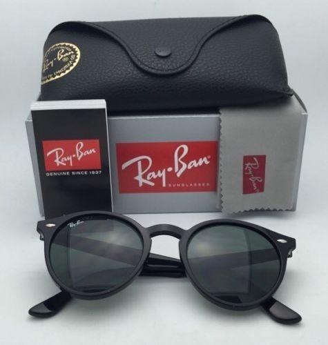 765e4aedec2e3 Oculos De Sol Feminino Redondo Ray Ban Rb2180 Round Original - R ...