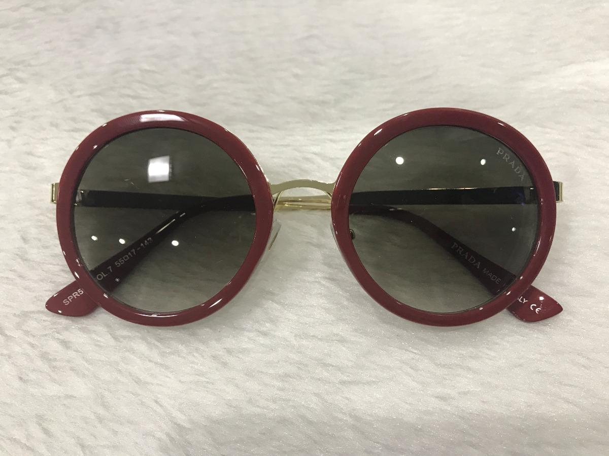 Óculos De Sol Feminino Redondo Retrô 2018 - R  54,00 em Mercado Livre 17041a8ff8