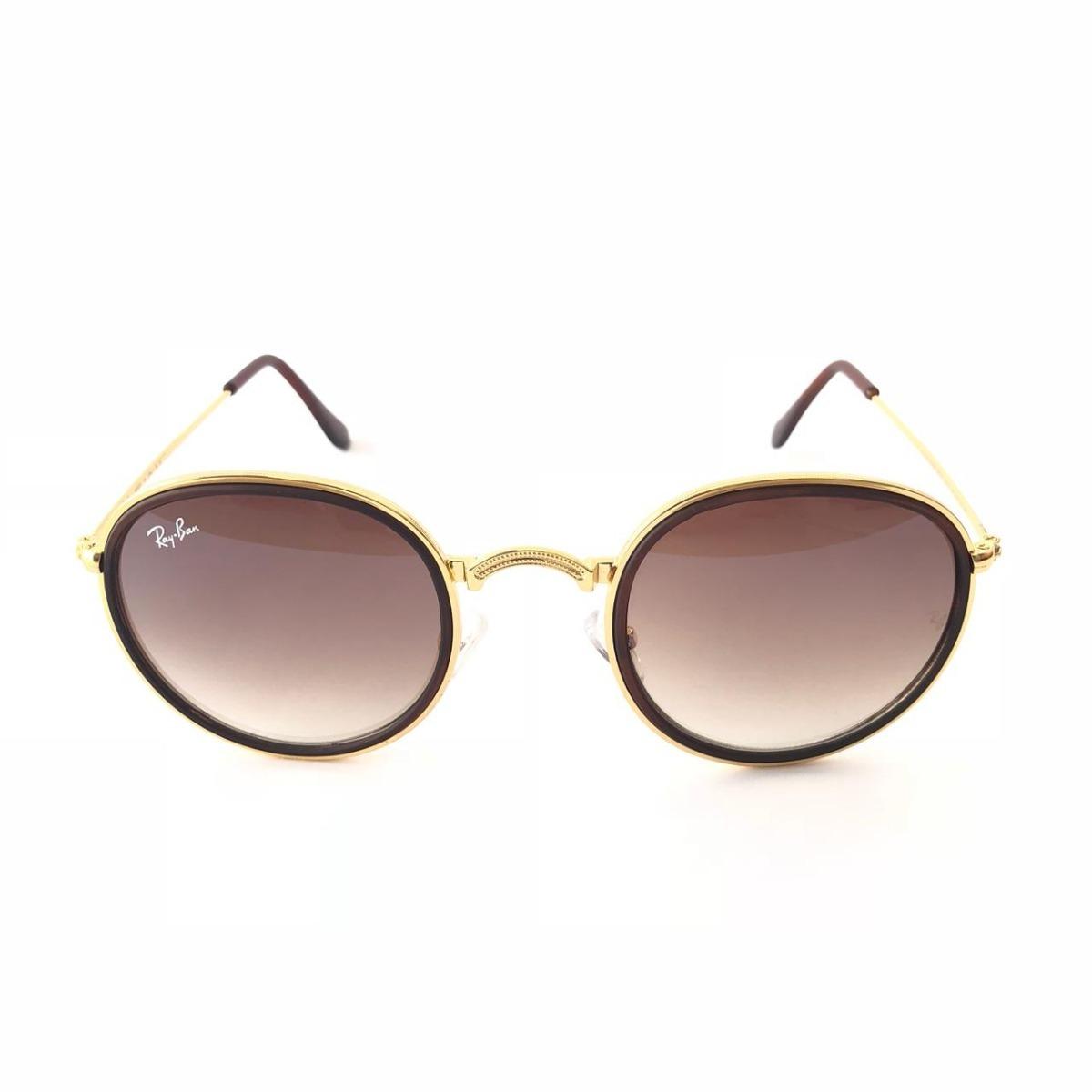 42029b06b304f oculos de sol feminino redondo retro vintage uv400 promoção. Carregando  zoom.