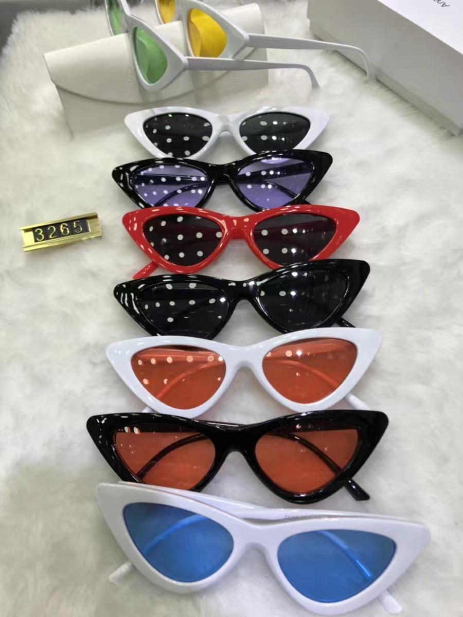 1d1dd3ff36282 óculos de sol feminino retrô gatinho estiloso proteção uv. Carregando zoom.