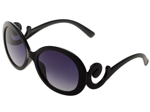 e1962ebc7e94c Óculos De Sol Feminino Retrô Vintage Butterfly Preto - R  30