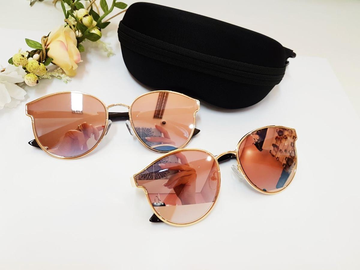 ea6d861ae Óculos De Sol Feminino Rosé Original Barato - R$ 79,00 em Mercado Livre