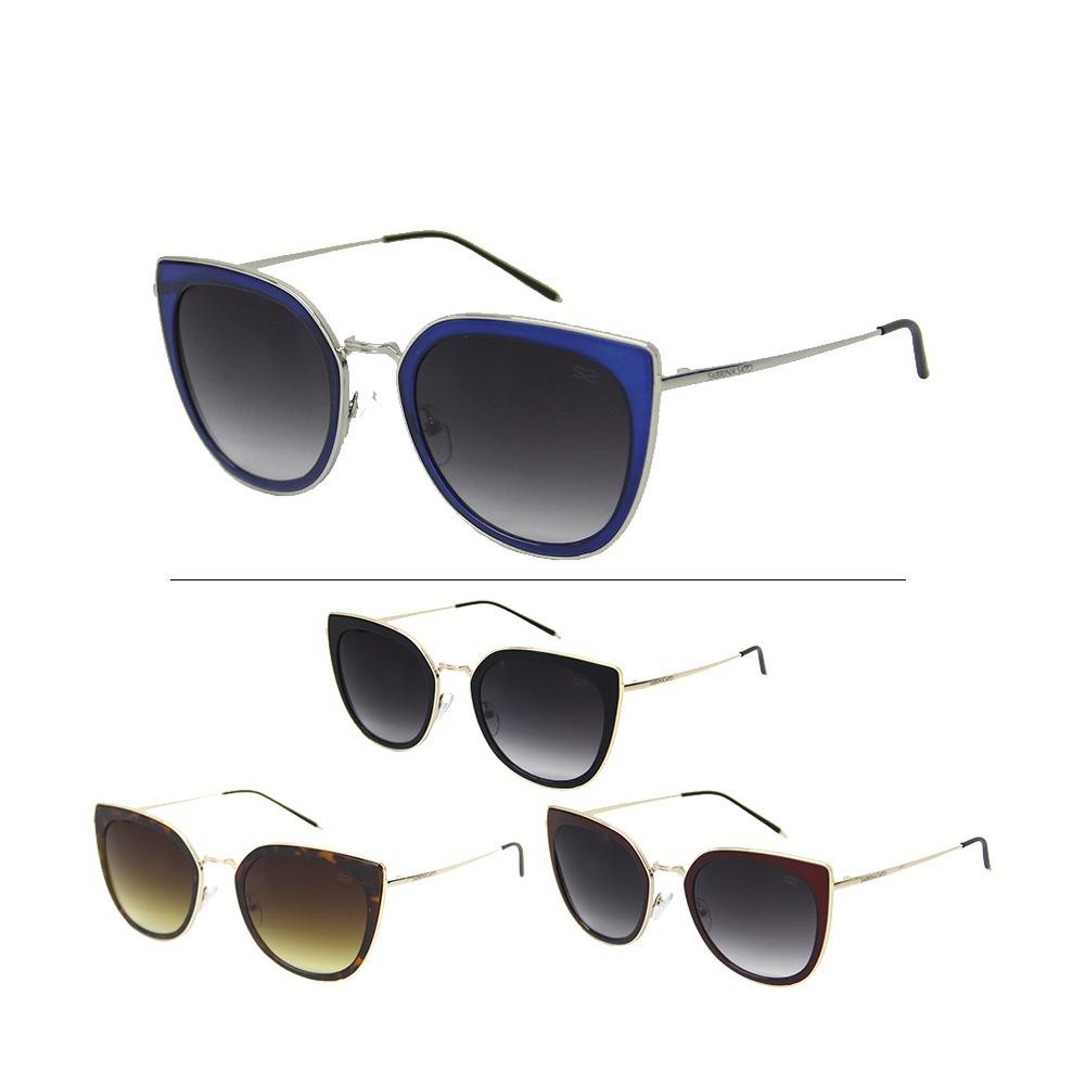 Óculos De Sol Feminino Sabrina Sato Sb 7004 - R  179,00 em Mercado Livre 7c140d9862