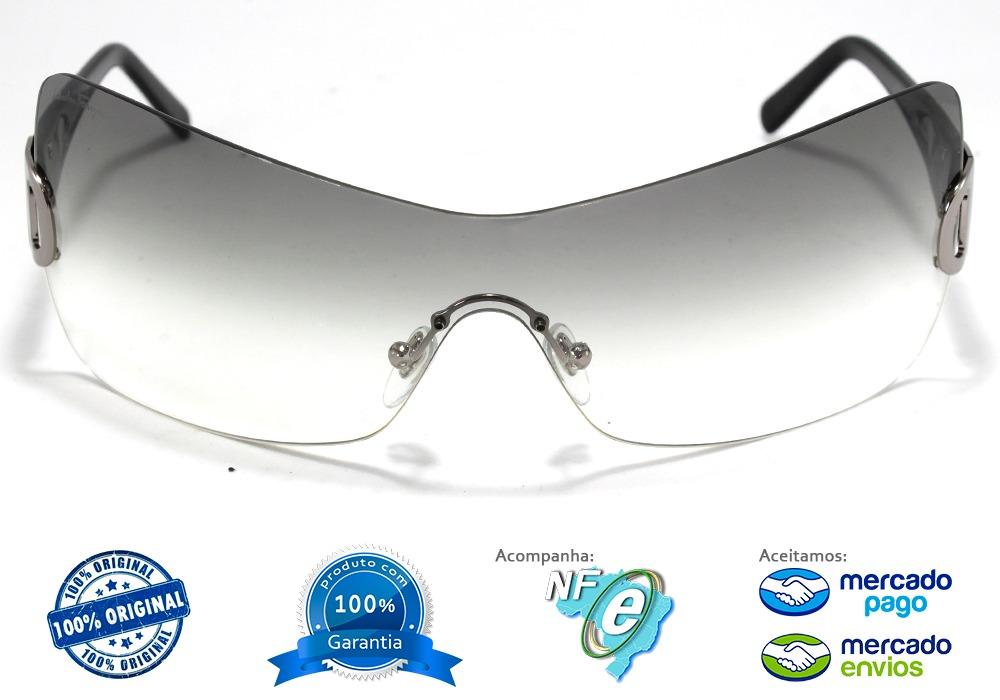 cc614b78f Óculos De Sol Feminino Salvatore Ferragamo 1106 - R$ 349,90 em ...