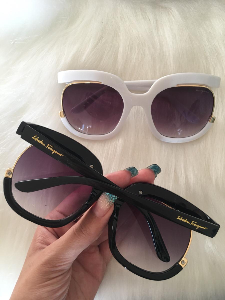 bb7ff0ee8 Óculos De Sol Feminino - Salvatore Ferragamo - R$ 89,00 em Mercado Livre