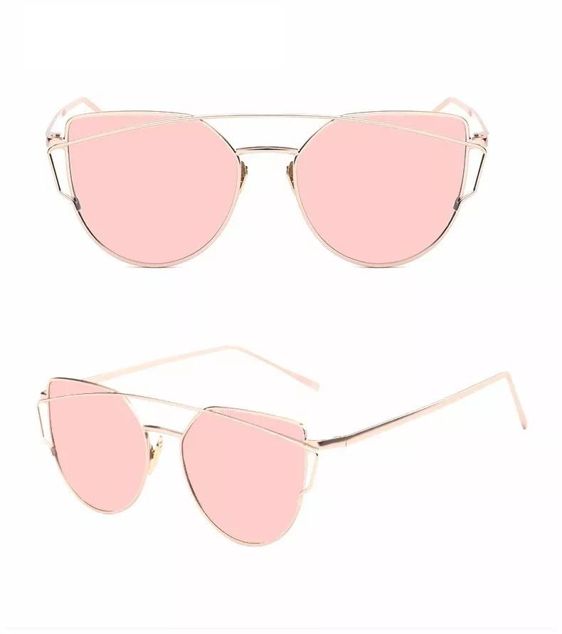 719df271e75c7 oculos de sol feminino starlight espelhado gato retrô barato. Carregando  zoom.