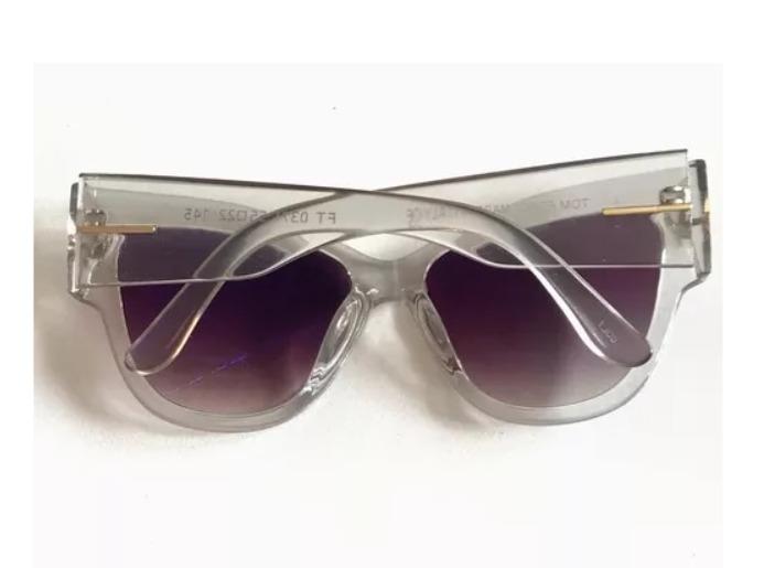 80b35e968e066 Óculos De Sol Feminino Tom Ford Gatinho Frete Grátis + Case - R  120 ...