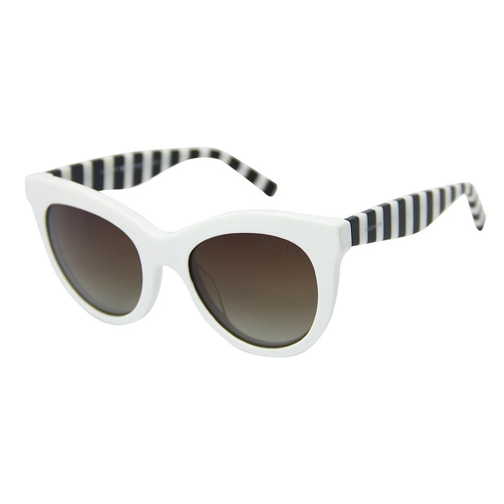 3556e300160 Óculos De Sol Feminino Tommy Hilfiger Th 1480 Original - R  289