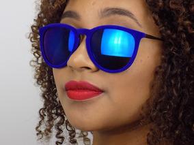 9372d69a2 Oculos De Sol Masculino Espelhado Veludo - Óculos no Mercado Livre Brasil