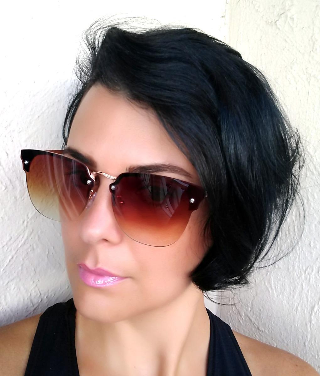 óculos de sol feminino verão 2019 estiloso lançamento oferta. Carregando  zoom. 5d17f5be5a