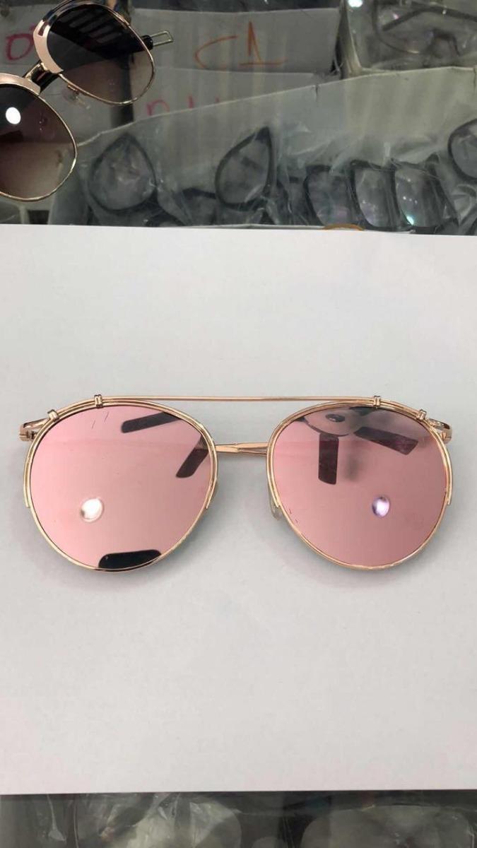 Óculos De Sol Feminino Vintage Modelo Grande Várias Cores - R  44,95 ... 989c10e6a2