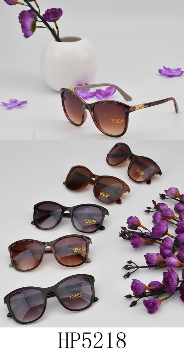 Óculos De Sol Feminino Vintage Modelo Luxo Mulher 5218 - R  44,95 em ... f3a0ce9a45