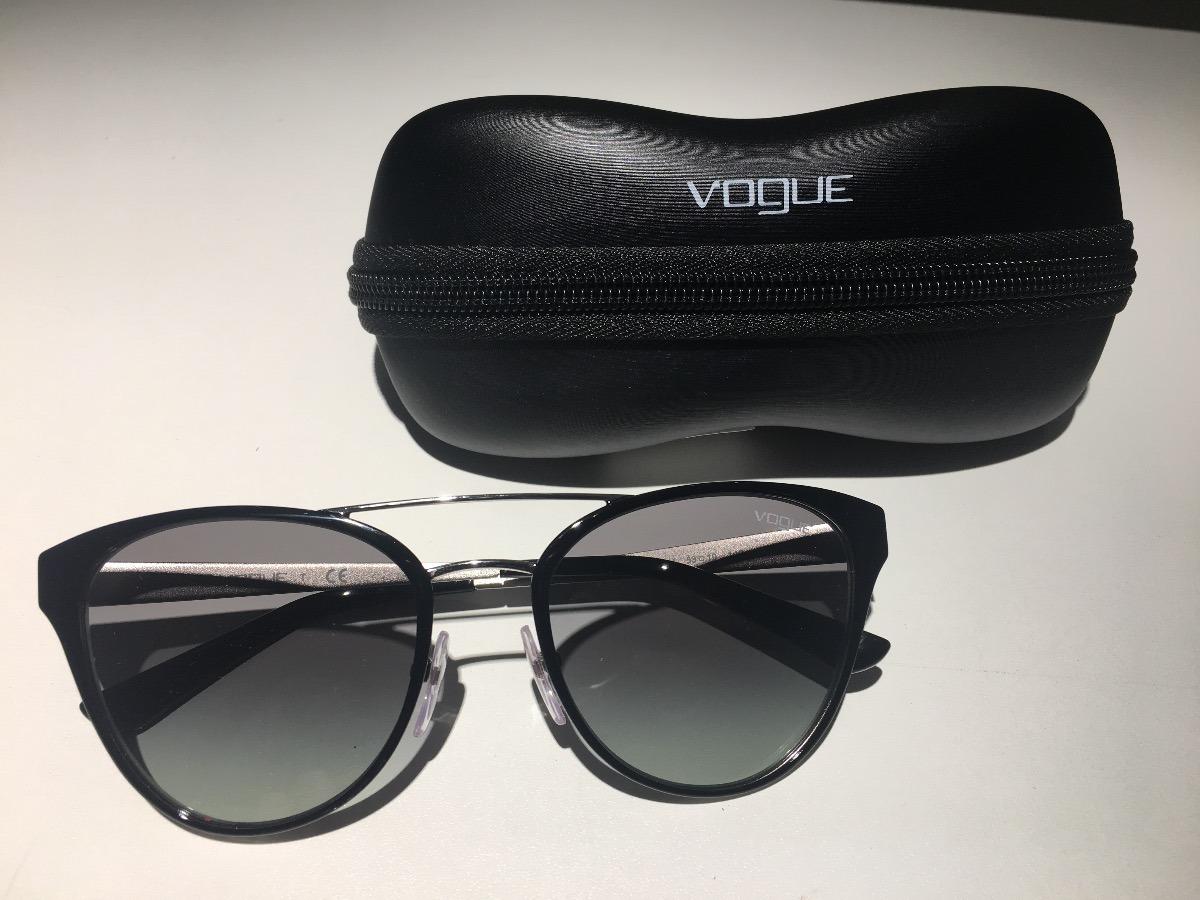 8ead602a2 óculos de sol feminino vogue metal vo4078s coleção 2018. Carregando zoom.