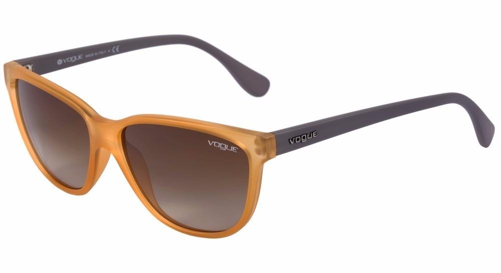 7243eb5e8 óculos de sol feminino vogue original novo frete gratis. Carregando zoom.