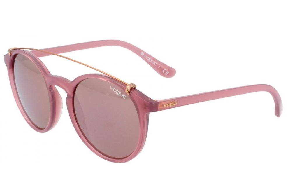 Óculos De Sol Feminino Vogue Vo 5161 Rosa - Original - R  369,00 em ... b0db3b8cd1