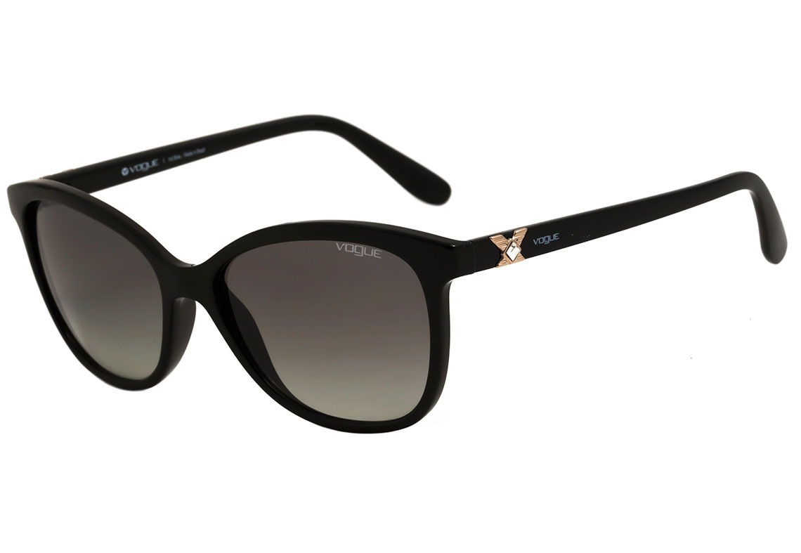 c735f0d6d6888 óculos de sol feminino vogue vo 5185 w44 11 preto - original. Carregando  zoom.
