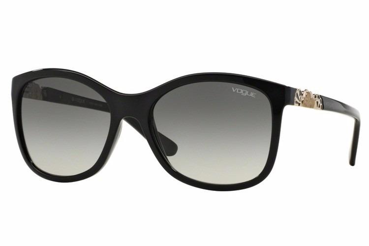 28f6ec711174c Óculos De Sol Feminino Vogue Vo2983 Original - R  299