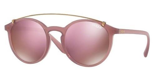 09d9fb572 Óculos De Sol Feminino Vogue Vo5161 S 25355r - Original - R$ 374,00 ...