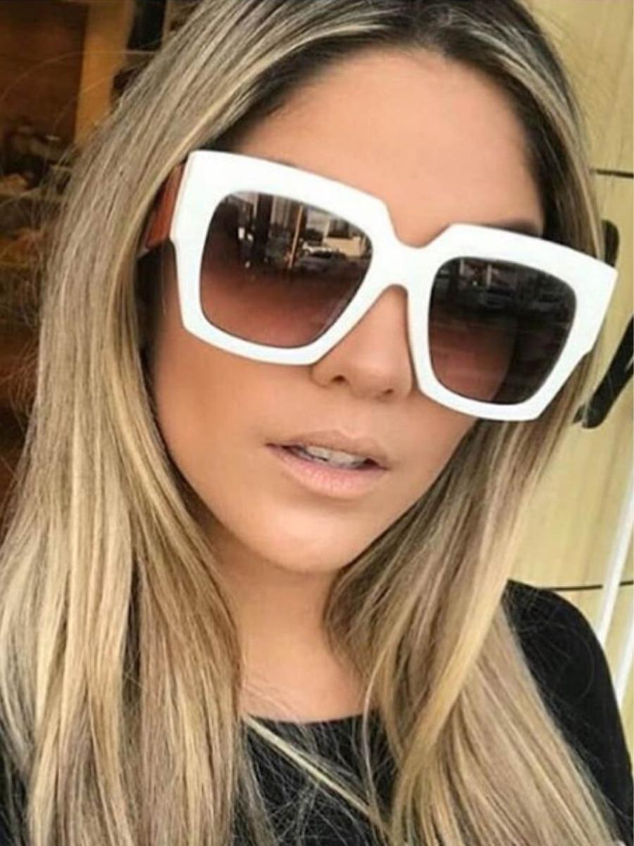 Óculos De Sol Fendi Facets - R  299,00 em Mercado Livre 1e6038b7e3
