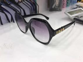 1061820b1e Óculos De Sol Fendi Feminino Fun Fair Tartaruga
