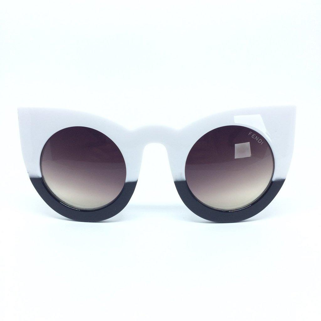 d3e28c01ecbb9 óculos de sol fendi lolly gatinho feminino retro lançamentoo. Carregando  zoom.