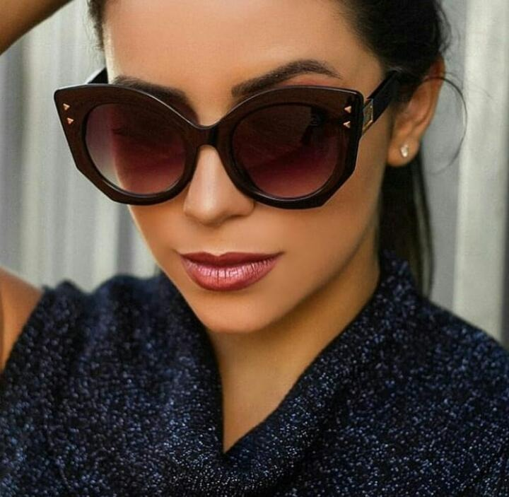 Óculos De Sol - Fendi Peekaboo - Lançamento ! - R  169,90 em Mercado ... 9420a4bcba