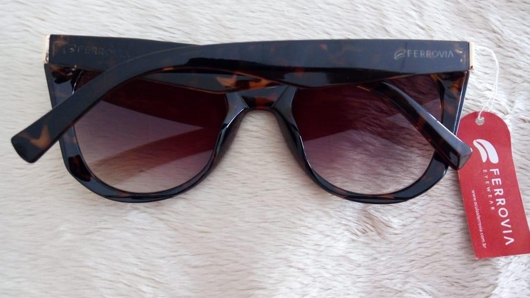 Óculos De Sol Ferrovia 18036 - R  167,40 em Mercado Livre be32a7e130