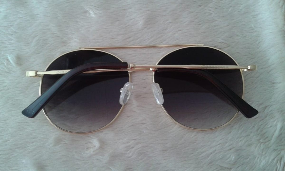 Óculos De Sol Ferrovia 18129 - R  192,00 em Mercado Livre 99c85f2175
