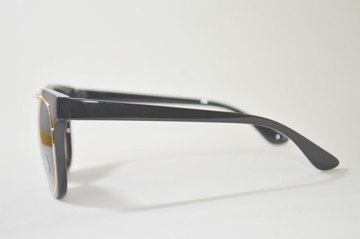 182da2005 óculos de sol fios dourados detalhado lentes degrade unissex. Carregando  zoom.