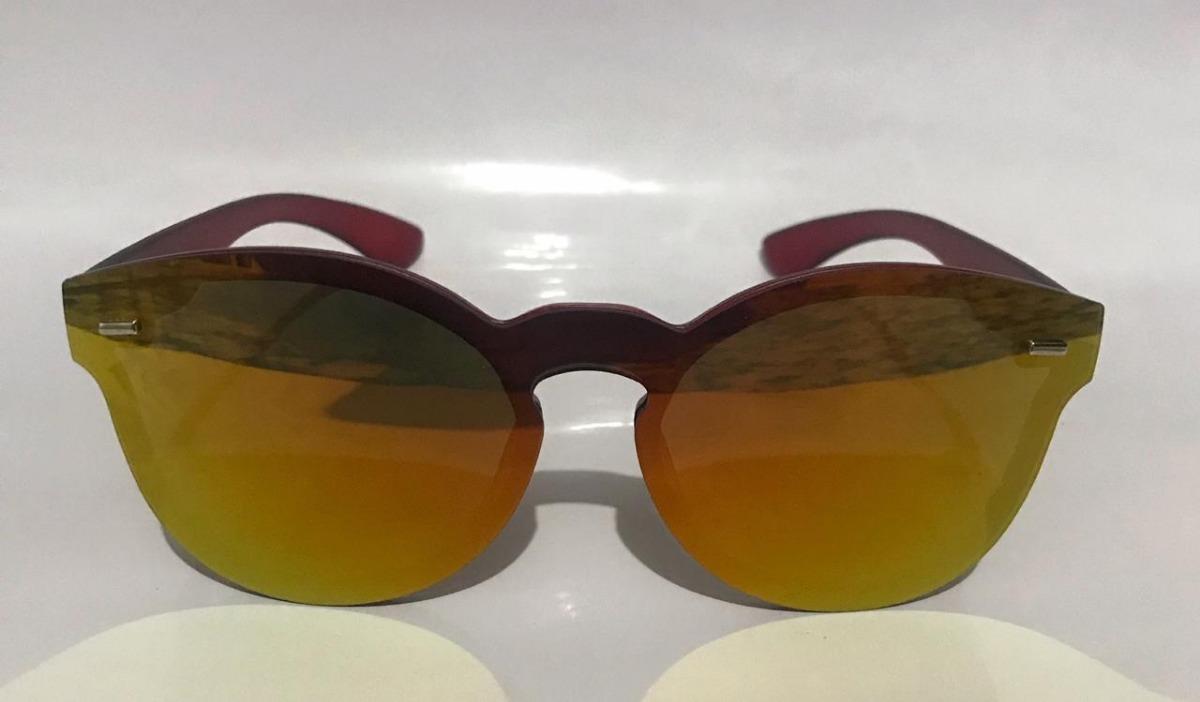 6dbb8d774 Óculos De Sol Fletcher Flat Redondo Espelhado - R$ 39,90 em Mercado ...