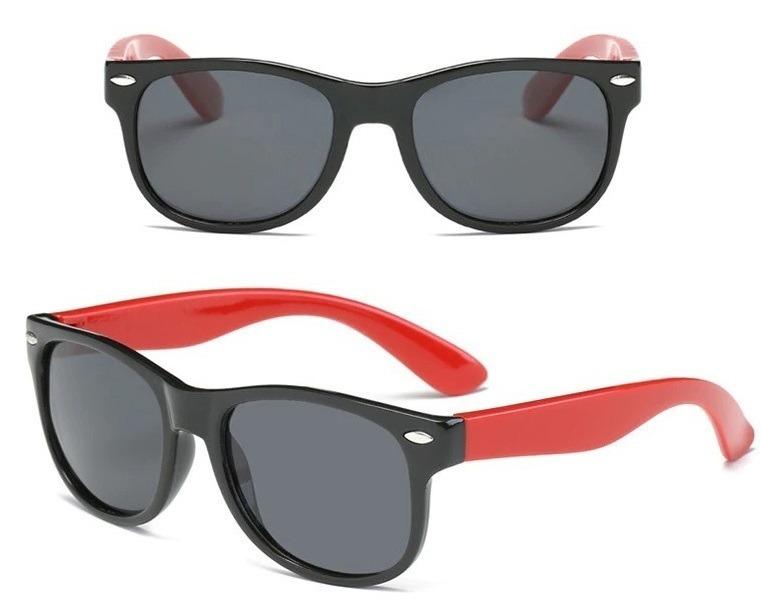 9d13400a3fc61 Óculos De Sol Flexivel Infantil Crianças Polarizado Unissex - R  58 ...