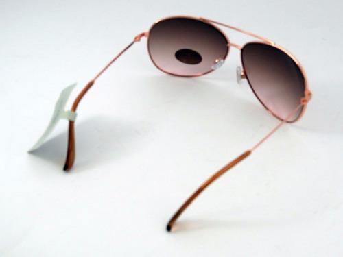 óculos de sol fossil original marrom + frete grátis