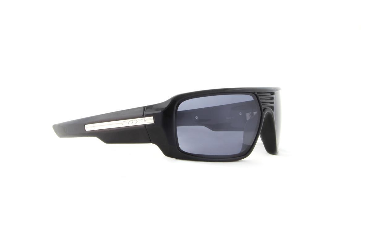 Óculos De Sol Fox Detalhes Em Metal Preto Lente Preta - R  150,00 em ... 9de32e65b2
