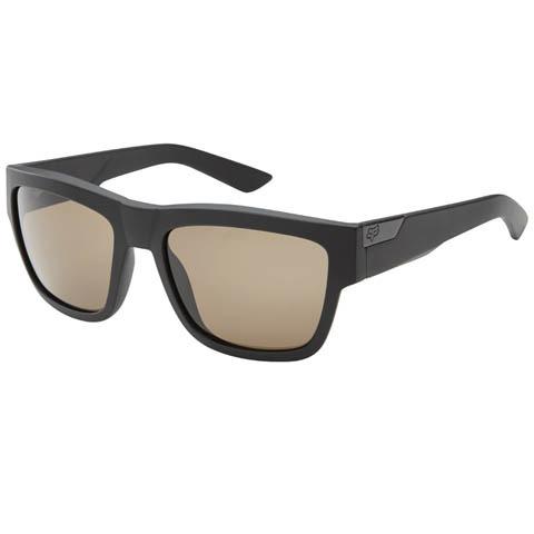 Óculos De Sol Fox The Dane Preto Com Lente Marrom - R  462,70 em Mercado  Livre 30802ae833