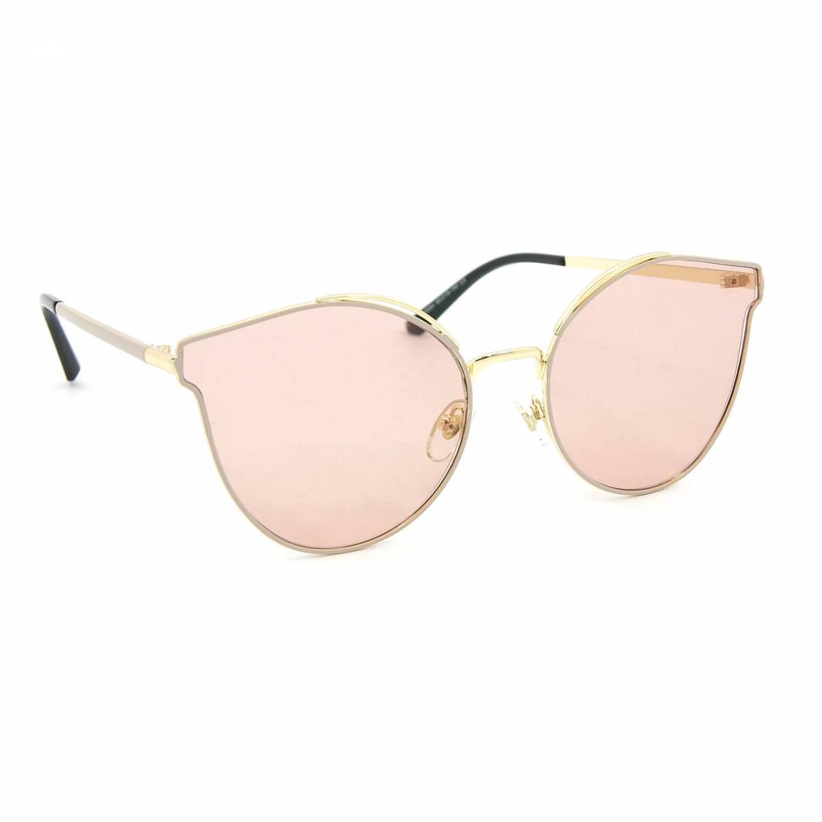f2c31ff78 Óculos De Sol Gatinha Lente Transparente Rosa - R$ 106,90 em Mercado ...