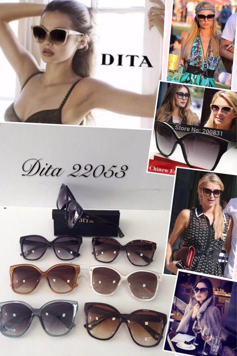 óculos de sol gatinho feminino grande dita frete +brinde. Carregando zoom. e54fa89183