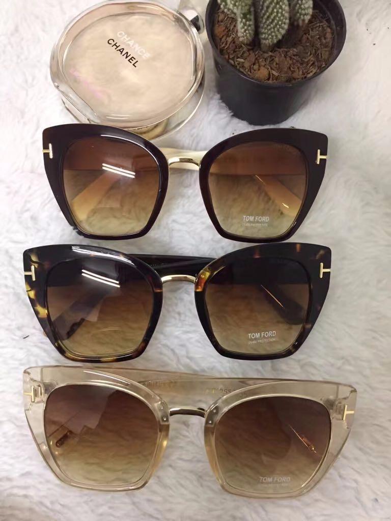 0f8fc88d40816 óculos de sol gatinho feminino grande tom ford frete +brinde. Carregando  zoom.