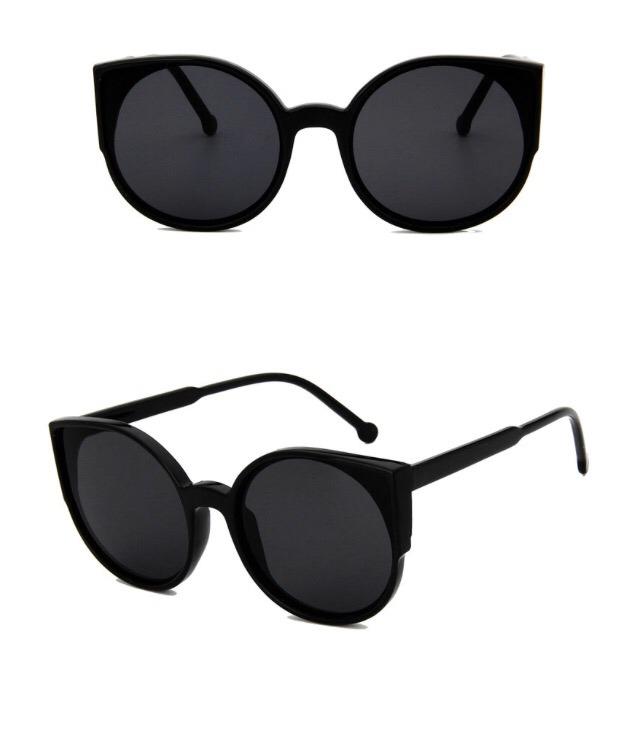 2639005ba Óculos De Sol Gatinho Feminino Redondo - R$ 59,90 em Mercado Livre