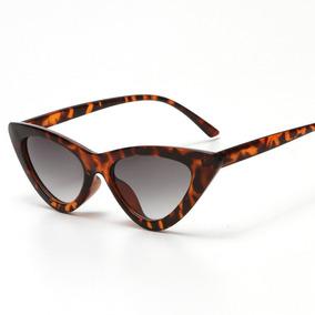 ca5516474 Oculo Gatinho Vintage De Sol - Óculos com o Melhores Preços no Mercado  Livre Brasil