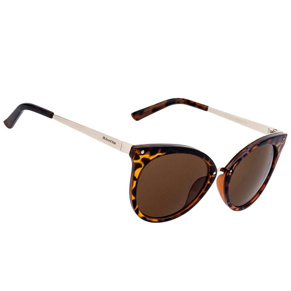 f4c96400395ff Óculos De Sol   Gatinho - Onça   Original Khato - R  79
