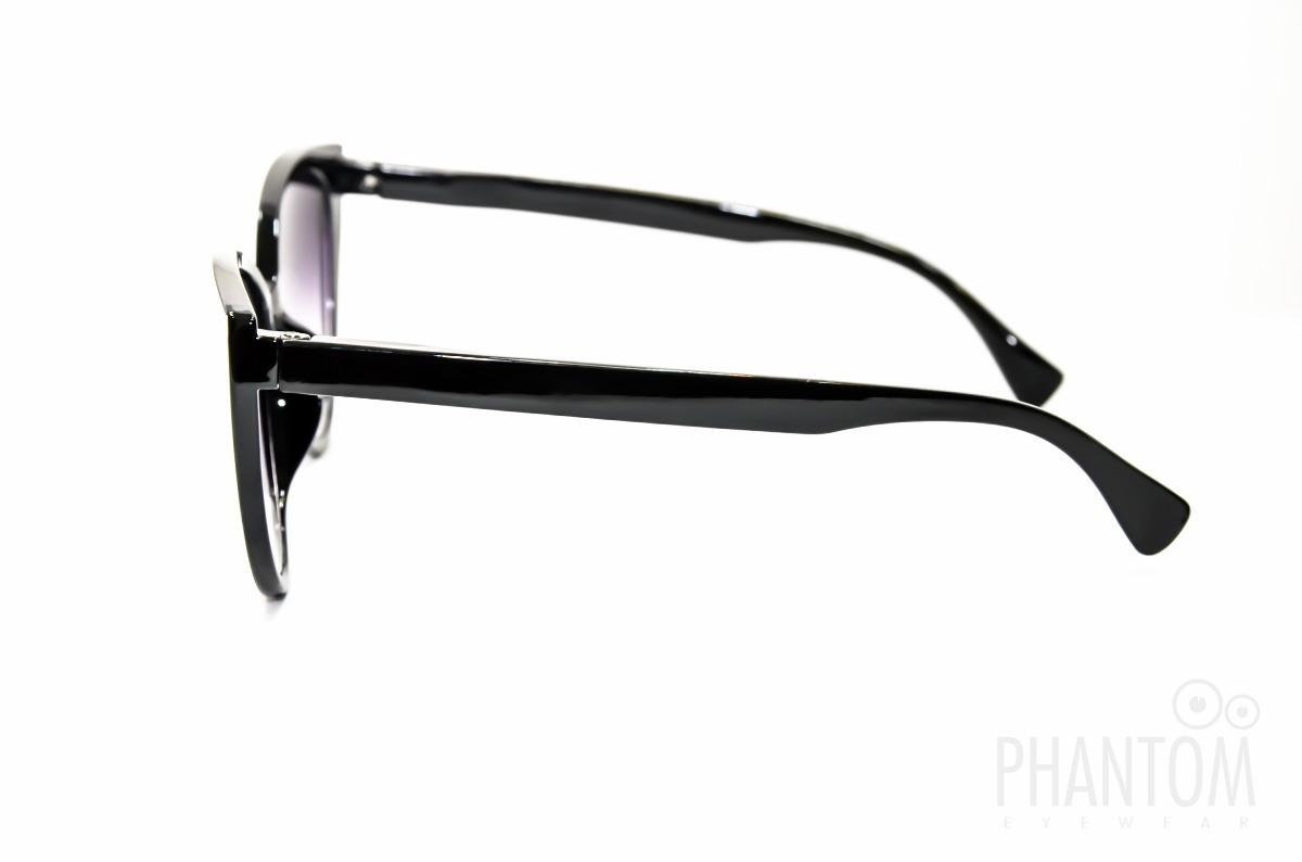 3303b169f0823 óculos de sol gatinho preto grande fashion moda blogueiras. Carregando zoom.