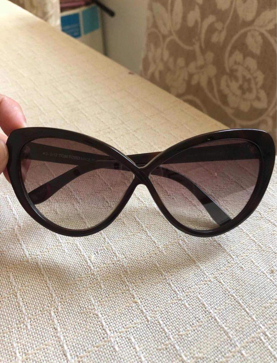 29be51a44fa55 óculos de sol gatinho tom ford. Carregando zoom.