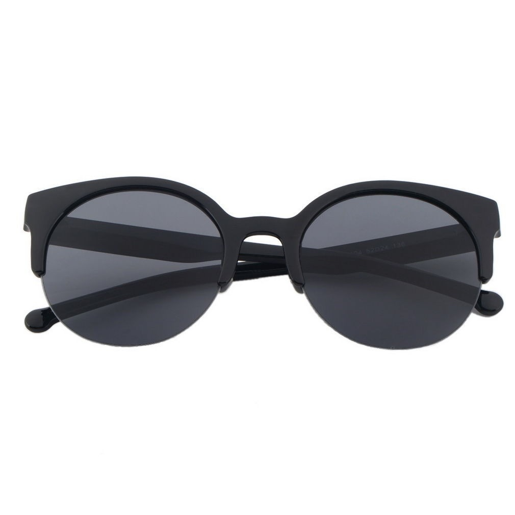 b3d741477bb48 óculos de sol gato gatinho cat eye redondo proteção uv. Carregando zoom.