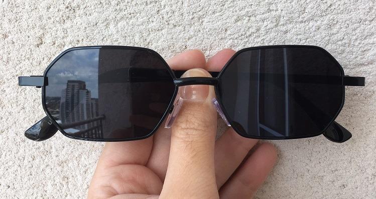 280e602268720 Óculos De Sol Geométrico Com Proteção Uv400 Promoção - R  55