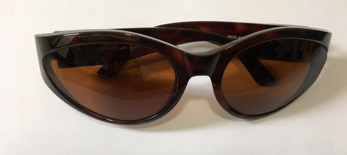 óculos de sol gianni versace original masculino mod 460. Carregando zoom. 36b6730eeb