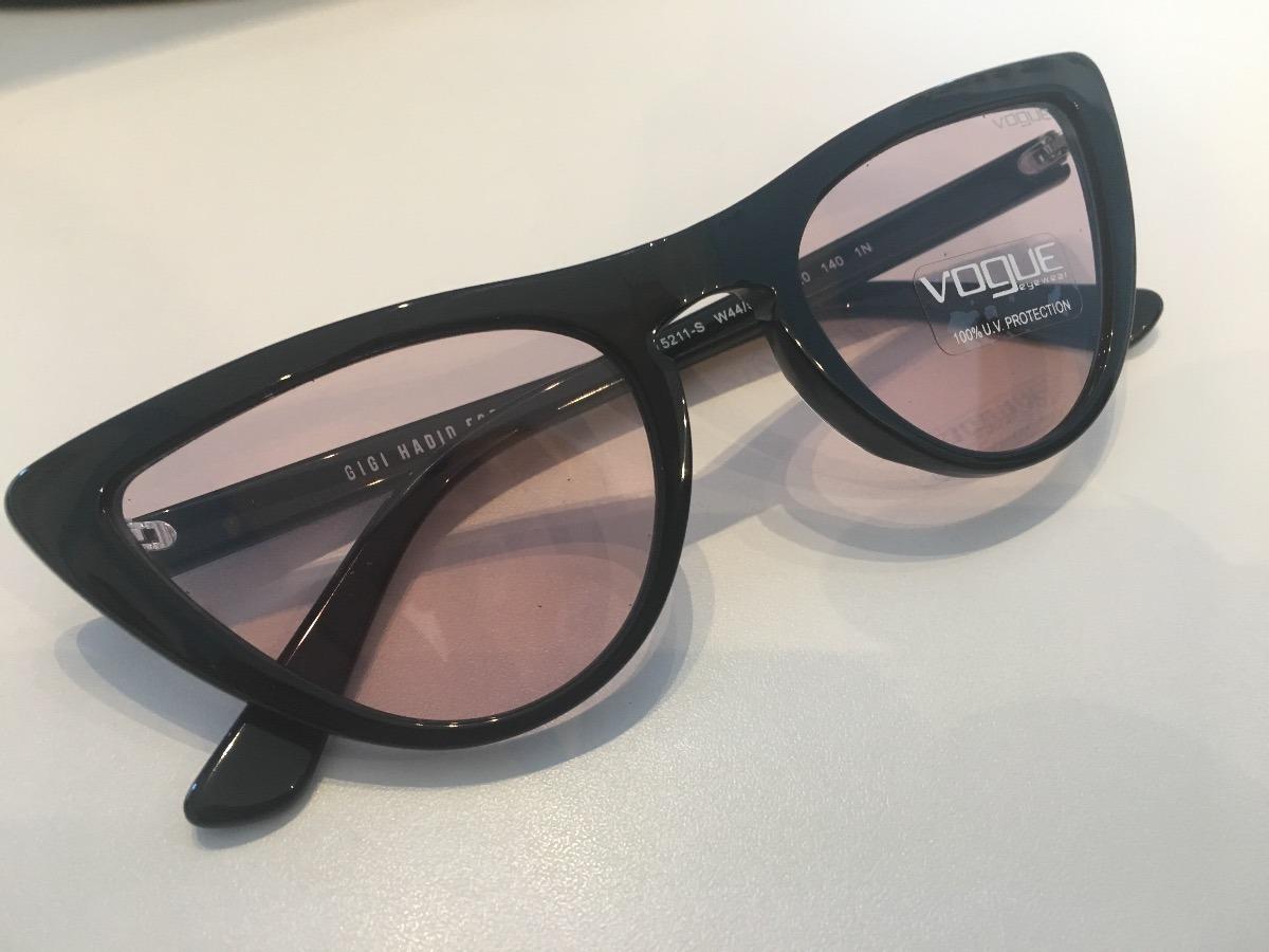 b479e89338f7f óculos de sol gigi hadid for vogue vo-5221s exclusividade. Carregando zoom.