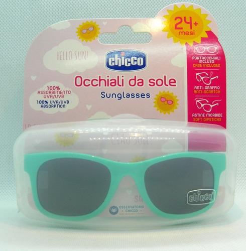 óculos de sol girl azul claro (24m+) chicco