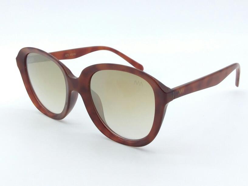 2f94734e1 Oculos De Sol Grande Lentes Degrade Espelhada 8018 C8 - R$ 149,90 em ...