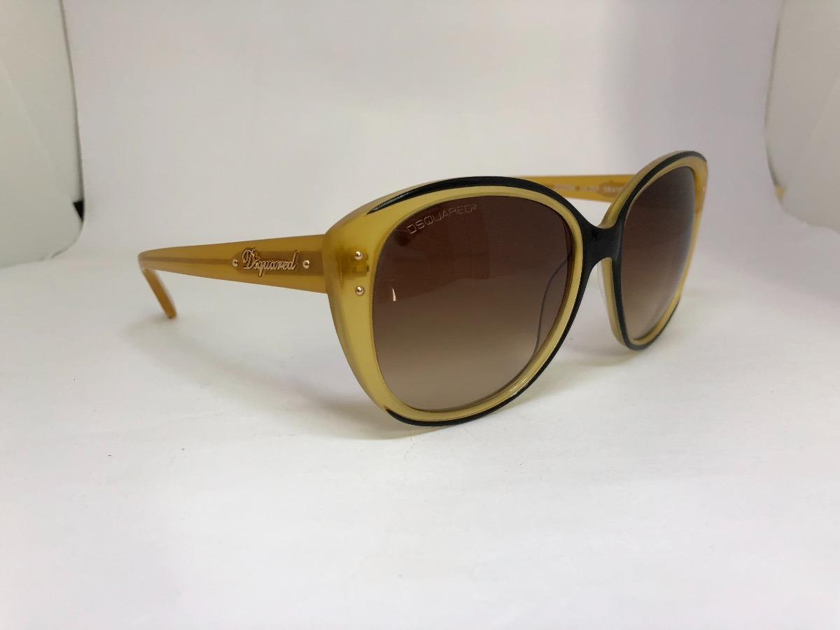 b5a9c5a2f0be6 oculos de sol grife dsquared modelo retro. Carregando zoom.