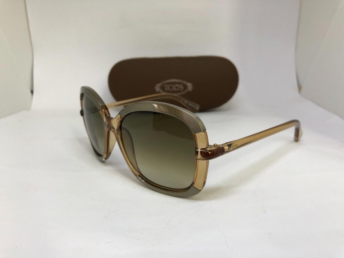 228660323 Oculos De Sol Grife Tod's - R$ 450,00 em Mercado Livre